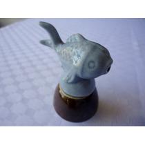 Monijor62- Antiguo Tapon De Botella En Porcelana