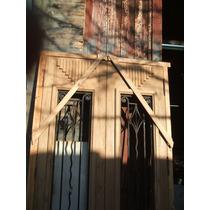 Puerta De Frente De Roble