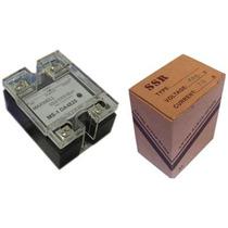 Rele De Estado Solido Ssr 10 Amp Control 90-280vca