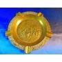 El Arcon Gran Cenicero De Bronce Labrado 40066