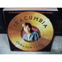 Disco Vinilo Iracumbia - Canta : Corazon Leal Lp Nuevo