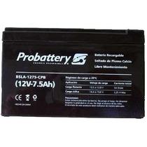 Bateria De Gel 12v , 7.5 Amper Para Ups Y Otros Usos