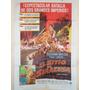 Poster Pelicula * El Sitio De Siracusa* Antiguo Original