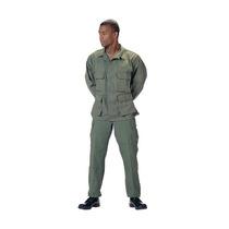 Uniforme Tactico Ripstop Verde Ejercito Gendarmeria Paintbal