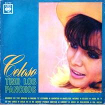 Trio Los Panchos - Celoso - Lp Año 1967 - Boleros