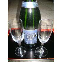 1 Copa De Champagne- Fino Cristal