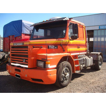 Scania 112 Tractor Impecable Anticipo + Financiacion