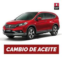 Cambio Aceite Y Filtro Honda Cr-v 2.0 Mie 16v B20z1 99-03