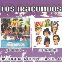 Los Iracundos Cd Discografia Completa - Vol 14 Vers Original