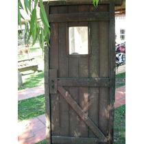 Puerta Antigua De Viraro