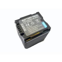 Batería P/ Panasonic Vw-vbg260 P/ Hdc-hs250 Hs200 Hs100 Hs20