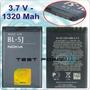 Bateria Original Nokia Bl5j 5228 5230 5235 5800 C3 X6 Bl-5j