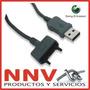Cable Usb Datos Sony Ericsson Dcu-60 W380 W395 W508 W580