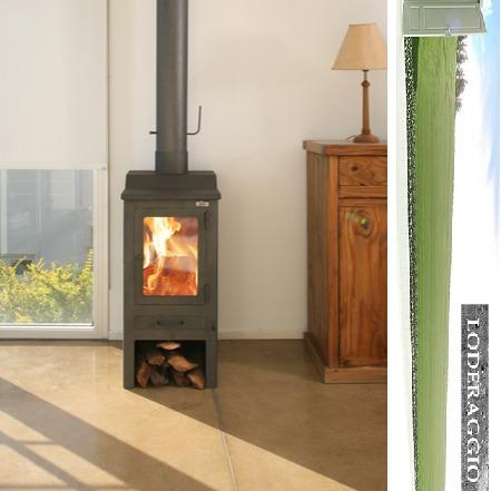 Calefactor a le a bajo consumo uke mait n otros a ars Estufas de bajo consumo