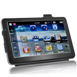 Gps 7 Pulgadas  + Tv Digital + Igo,+ Bluetooth +4gb Fact A !