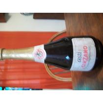 Botella De Asti Cinzano