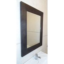 Espejos De Baño Decoración Moderna Para Tu Vanitory 80 X 60