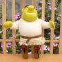 Shrek Personaje Coleccionable Con Pantalón Chaqueta Y Botas