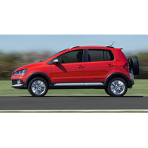 Vw Cross Fox Highline 0 Km Entrega Inmediata - Oferta