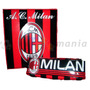 Atletico Madrid - Manchester U - Milan- Inter Carpeta+c.tubo