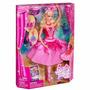 Muñeca Barbie Y Las Zapatillas Magicas