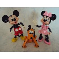 Adorno Mickey, Minnie Y Pluto