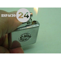 Antiguo Encendedor Mechero Lighter Hempaturi. Hempel S Farbe