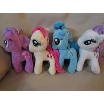 Peluche Pequeño Pony, My Little Pony Con Musica , De 23 Cm