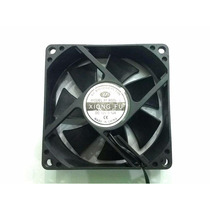 Cooler Fan Ventilador 80mm 12v 0.12a 4pines