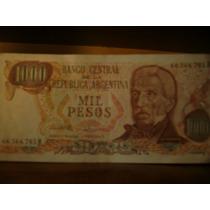 Billete De 1000 Pesos