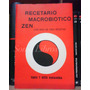 Recetario Macrobiótico Zen Yukio Y Koto Nakamura Ying Yang**