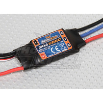 Variador De Velocidad -speed Control - Hk 20 A Ubec 3a 5v
