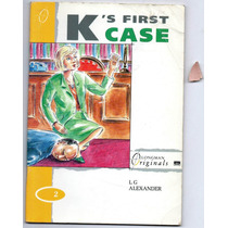 K`s First Case - L G Alexander - Libros