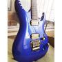 Guitarra C Floyd Rose Clon Ibanez Js Satriani Canjes Envios!