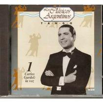 Tango. Los Clasicos Argentinos 1 - Carlos Gardel