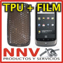 Funda Silicona Tpu + Film Protector Htc Nexus One / G5 - Nnv