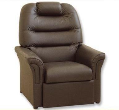 Sillon poltrona reclinable relax total casi cama kromo s for Sillon cama 1 cuerpo