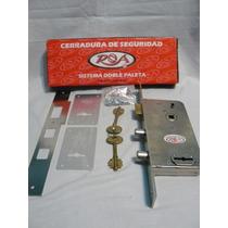 Cerradura Roa 828 Automatica Ideal Consorcios 2 Pasadores