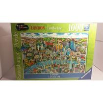 Puzzle Ravensburger 1000pzs London Skyline Milouhobbies R207