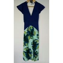 Vestido Modal Seda Fria Talles Amplios T2 Y T3 Exclusivo
