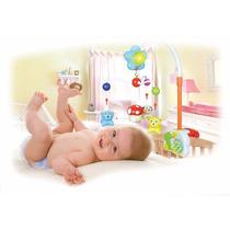 Cunero Movil Musical Bebe Luz Cuna Practicuna Graco Ok Baby