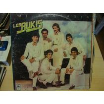 Long Play Disco Vinilo Los Bukis Mi Fantasia Marco Antonio S