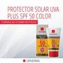 Protector Solar Spf 50 Color Lidherma +envio S/cargo Cap