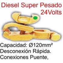 Terminal De Baterías Diesel S/pesado Con Mariposa De Fuerza.
