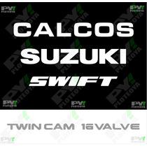 Kit De Calcos Para Suzuki Swift Para Laterales
