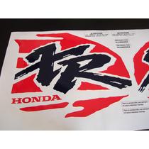 Calcos Honda Xr 650 L
