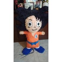 Piñata De Goku De Dragon Ball Z.