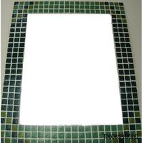 Espejo Con Marco De Venecitas 50cm X 60cm