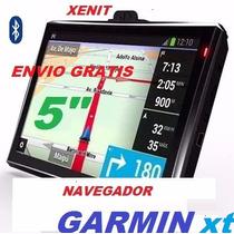Gps Xenit Navegador Garmin Xt Envios 5 Pulgadas
