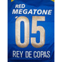 Estampado Boca Juniors '05 Rey De Copas 2005 Original
